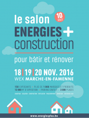 Bienvenue à Energies+ 2016!